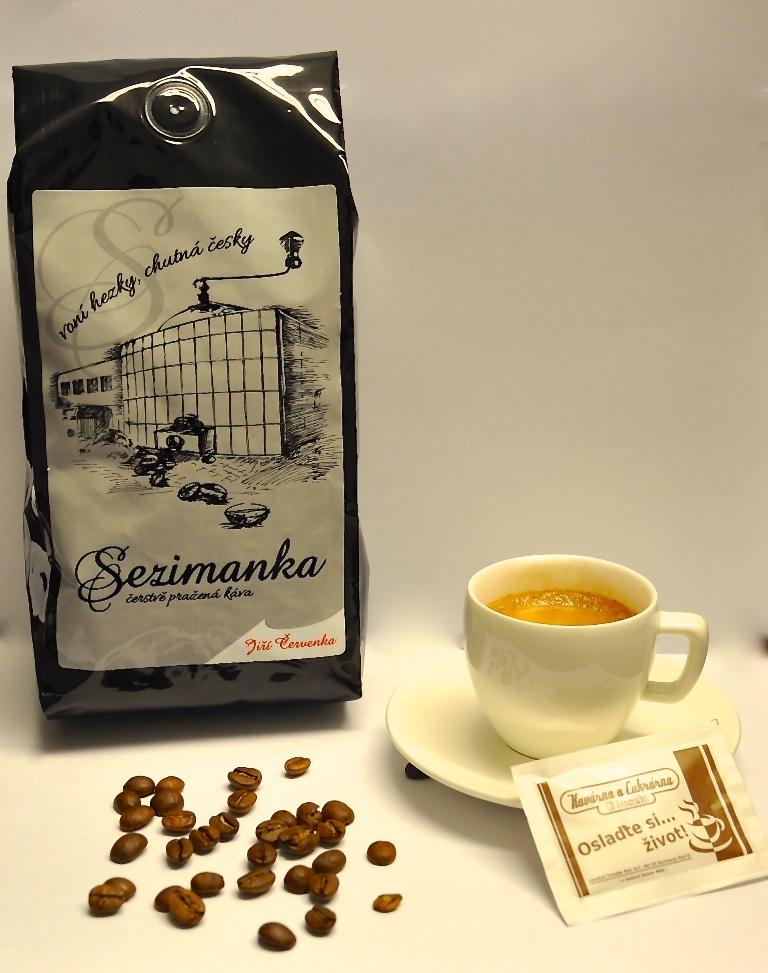 Káva Sezimanka