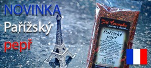 Pařížský pepř